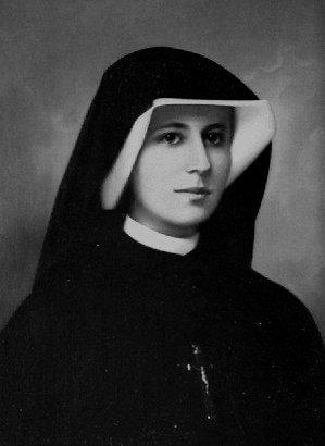 Faustine Divine Miséricorde