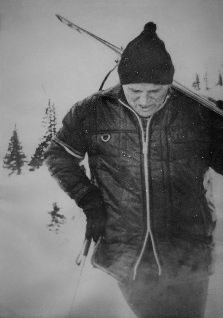 prédicateur à ski